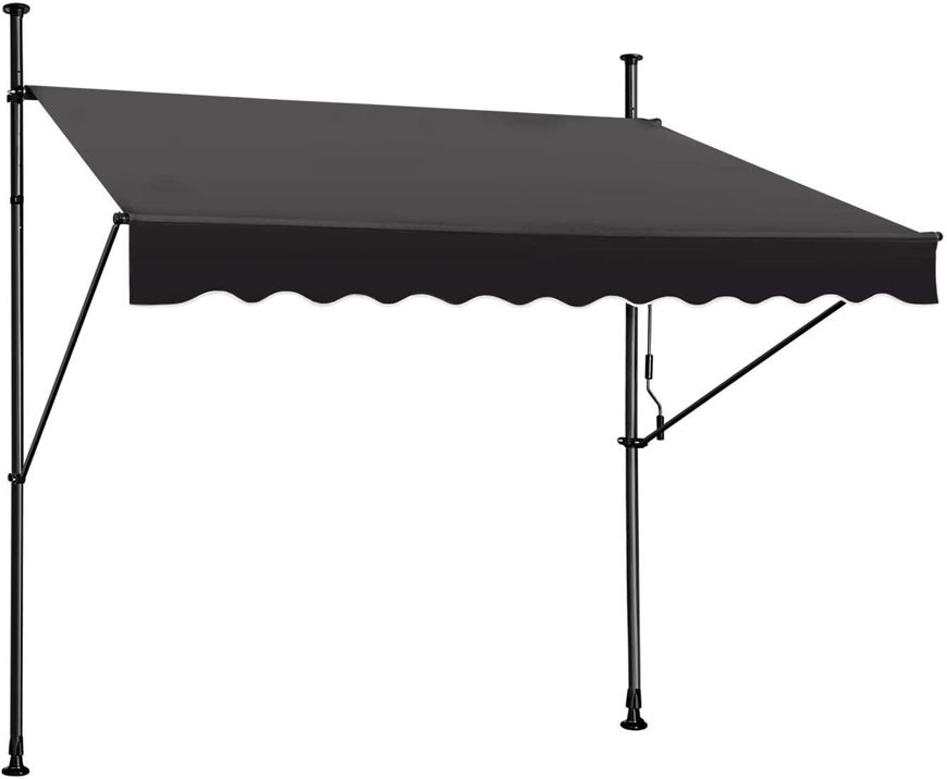 Picture of Manual Retractable Awning 118''